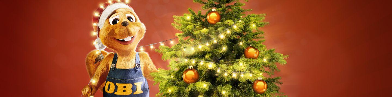 Weihnachtsbaum obi alfter