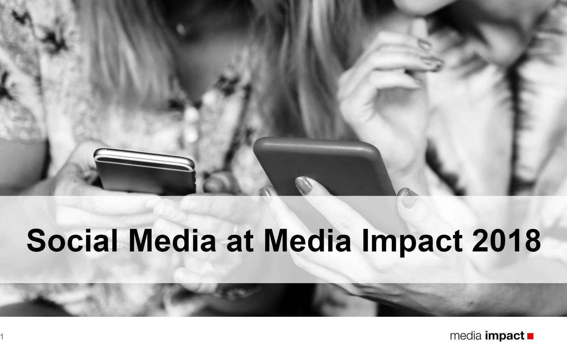 Social Media Advertising Media Impact