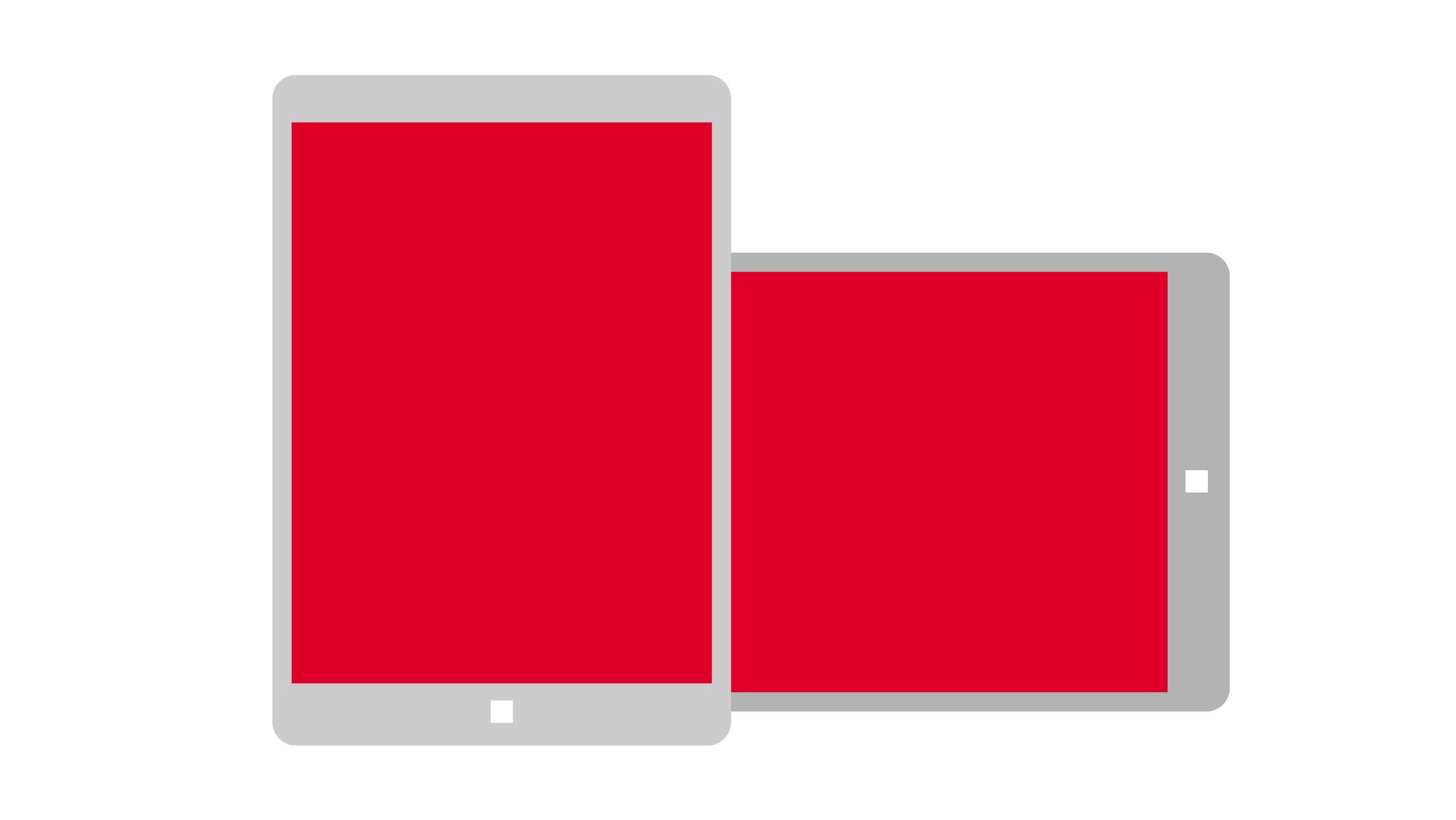 1/1 Seite (InApp) für DIE WELT Edition auf iPads