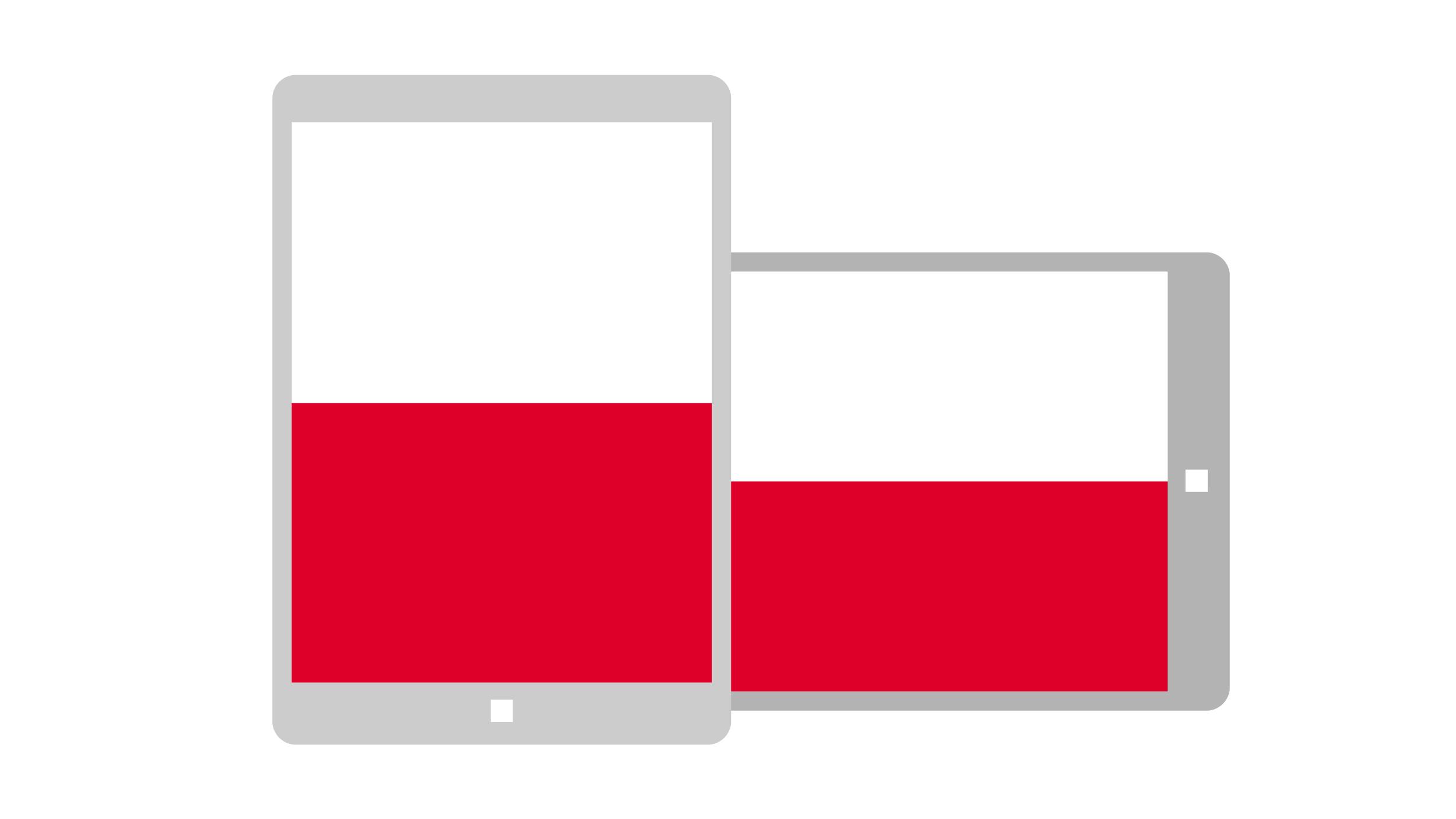 1/2 Seite (InApp) für DIE WELT Edition auf iPads