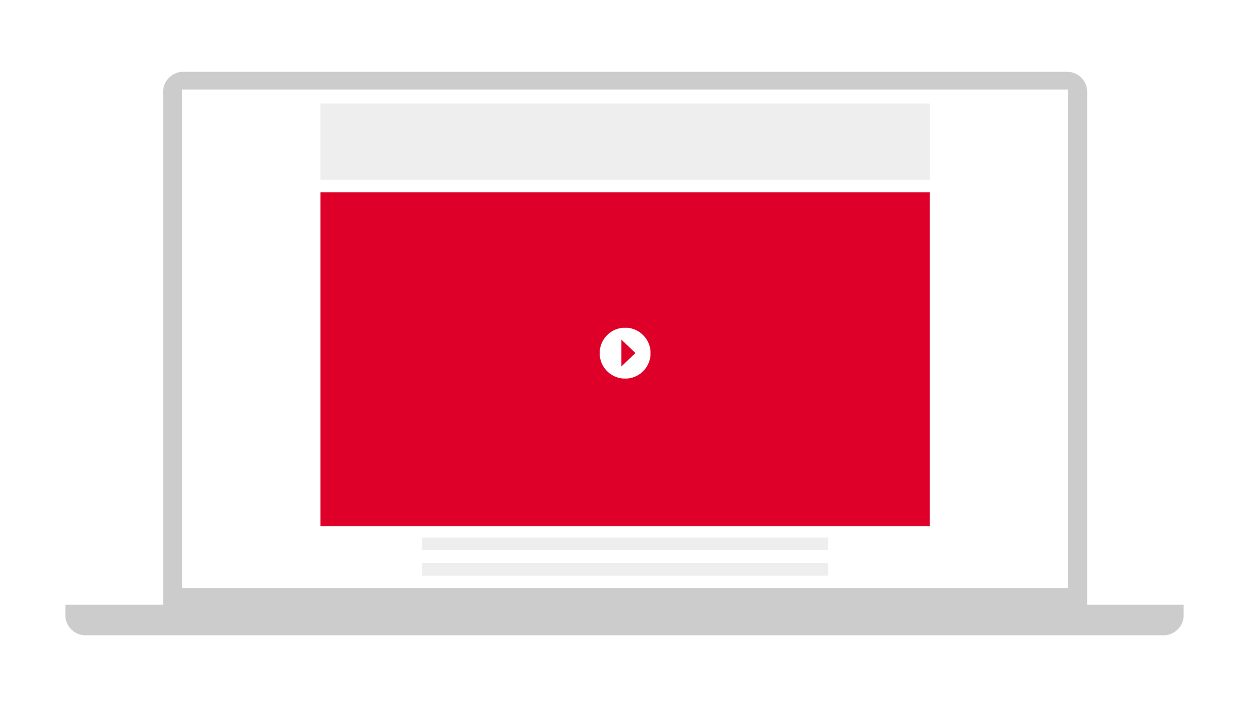 Video Header OutStream Ad