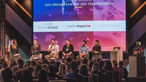 Masterclass - Media Impact stellt das neue Kampagnenkonzept der BILD vor