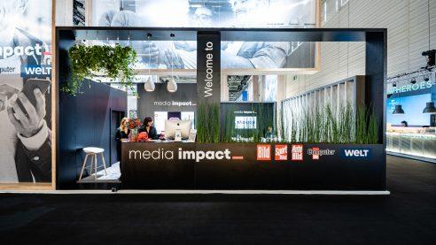 Media Impact Standabschnitt