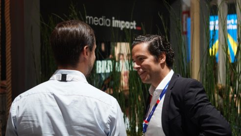 Benedikt Färber, Sales Director Digital, Media Impact, im Gespräch.
